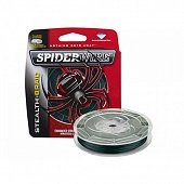 Шнур SpiderWire Stealth Green 137m 0.17mm, 11,62kg (1345474)
